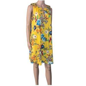 MSK Jersey Floral dress